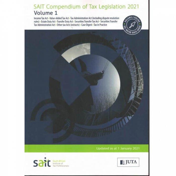 SAIT Compendium of Tax Legislation