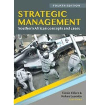 Strategic Management SA Concepts & Cases