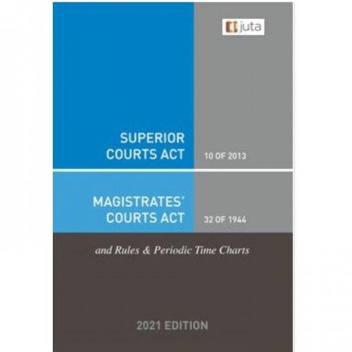 Superior & Magistrates' Courts Act & Handbook 2021