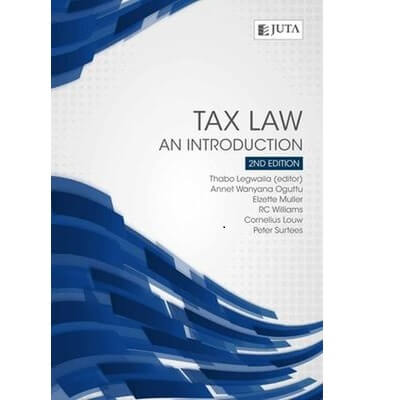 Tax Law: An Introduction 2ed