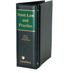 Trust Law and Practice