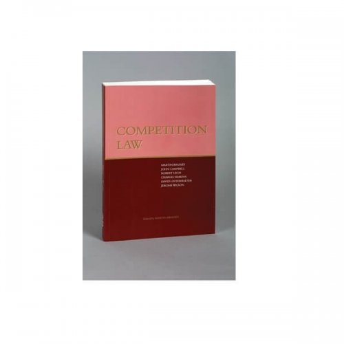 Competition Law 1st edition