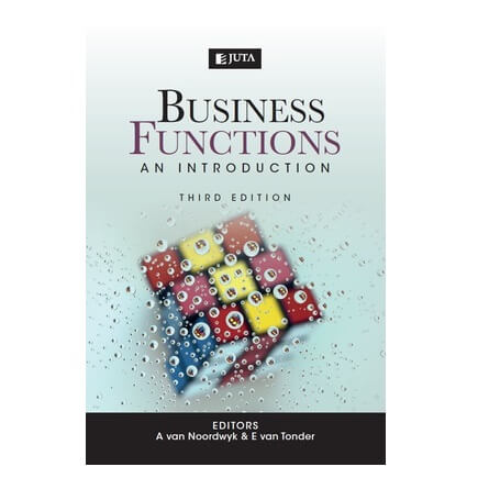 Business Functions 3rd edition
