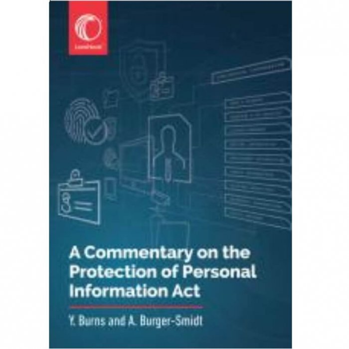A Commentary on the Protection of Personal Information Act