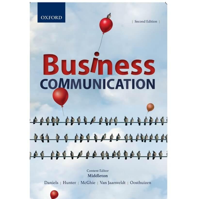 Business Communication 2ed