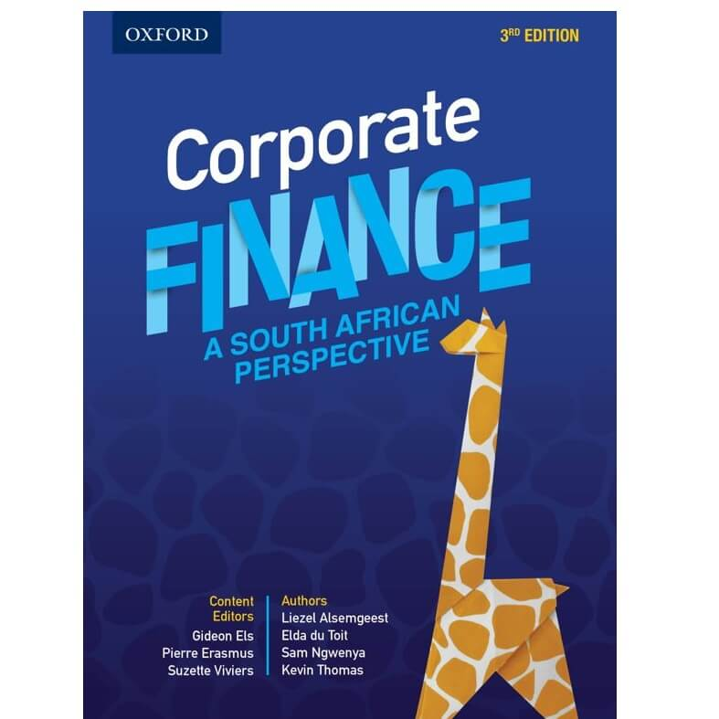 Corporate Finance South Africa Perspective