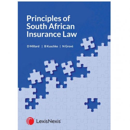 Principles of South African Insurance Law