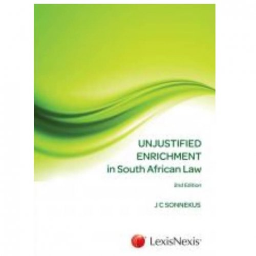 Unjustified Enrichment in South African Law