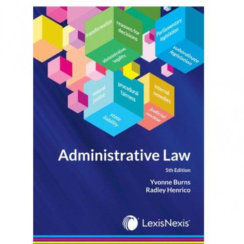 Administrative Law 5th edition