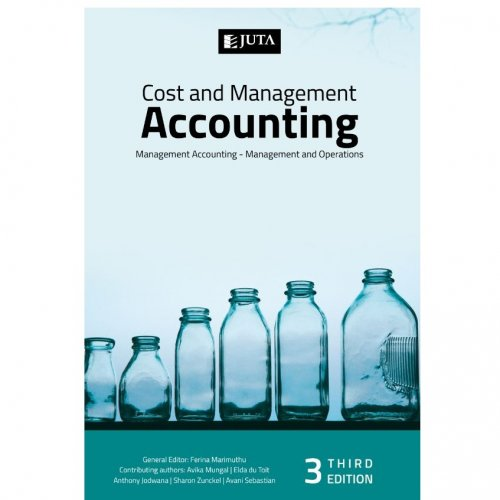 Cost and Management Accounting Operations and Management